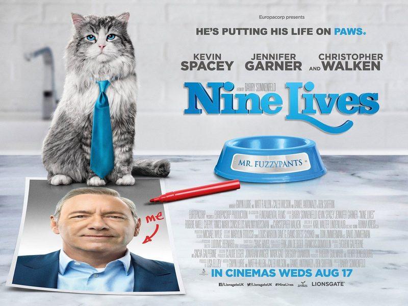 #和平看戏:《Nine Lives》